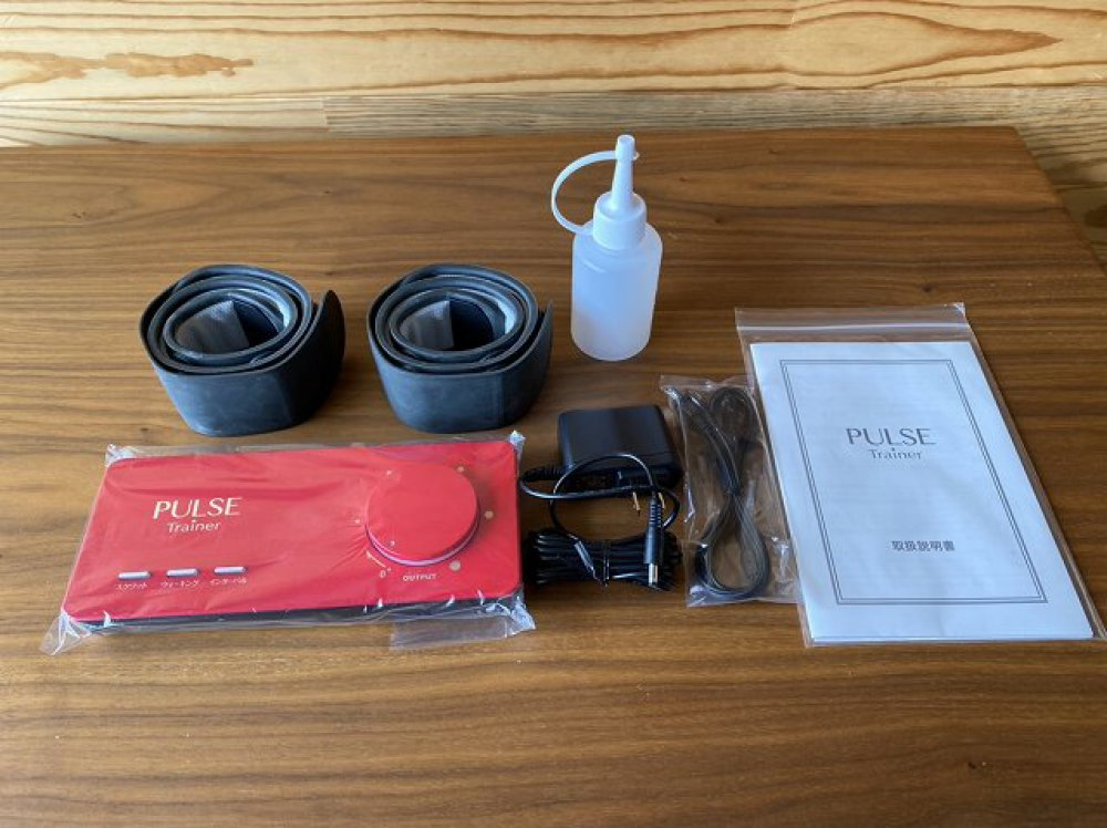 ホーマーイオン研究所 パルストレーナー PT-Ⅱ 健康器具 買取  長野県松本市 写真4