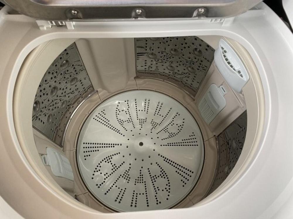 日立 洗濯乾燥機 BW-DV80A 洗濯8キロ 乾燥4.キロ 出張買取 長野県松本市 写真2