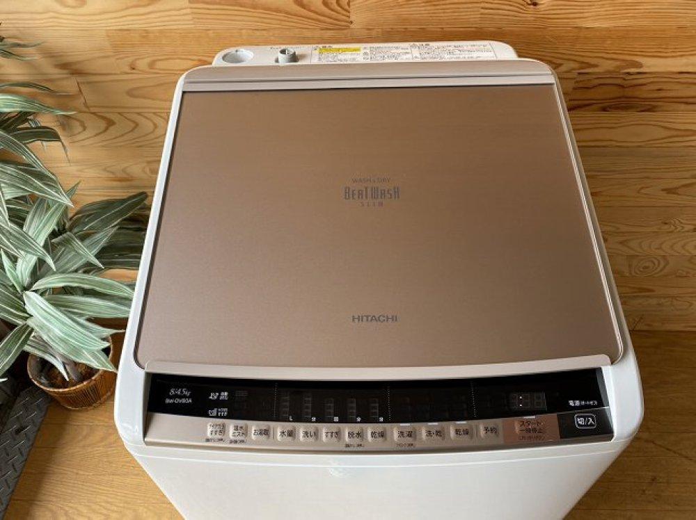 日立 洗濯乾燥機 BW-DV80A 洗濯8キロ 乾燥4.キロ 出張買取 長野県松本市 写真5