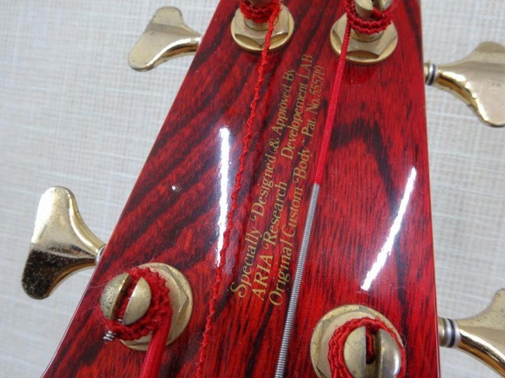 ベース ARIA pro2 SB-R60 SBシリーズ 長野県塩尻市 楽器買取 写真5
