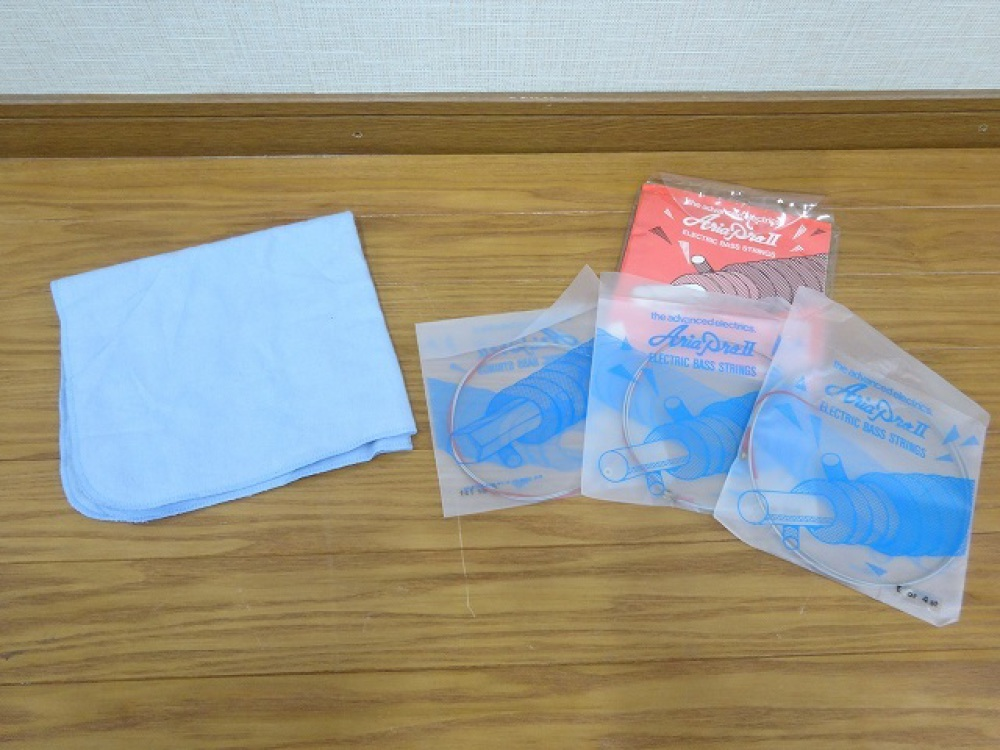 ベース ARIA pro2 SB-R60 SBシリーズ 長野県塩尻市 楽器買取 写真10