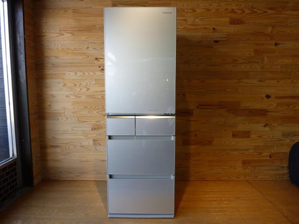 Panasonic 冷凍冷蔵庫 NR-E413PV-N 出張買取   長野県安曇野市