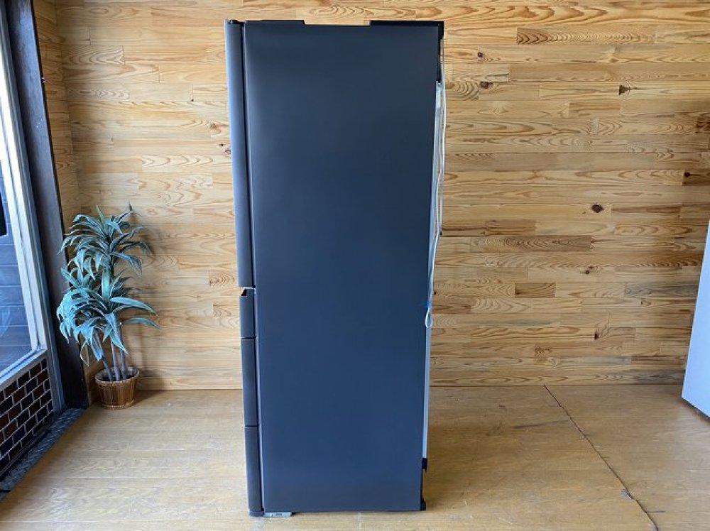 未使用展示品 Panasonic NR-F555WPX-H形 550L 6ドア冷蔵庫 出張買取 | 長野県佐久市 写真10