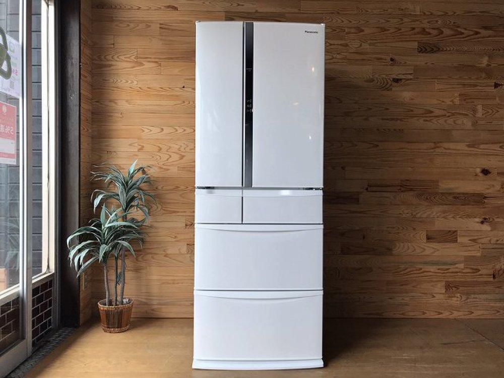 Panasonic 冷凍冷蔵庫 NR-FVF445 451L 出張買取 |長野県松本市