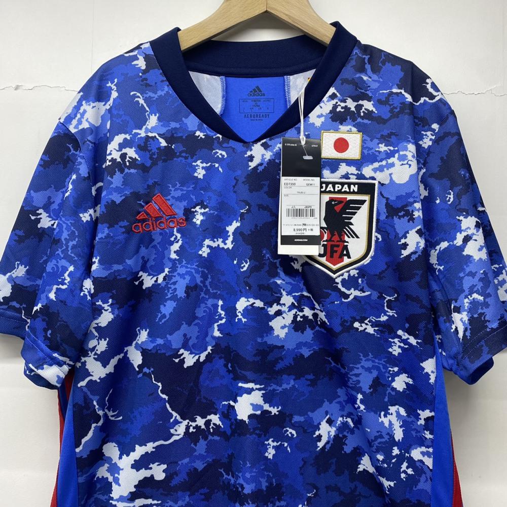 松本市 古着買取 | サッカー 日本代表ユニフォーム 青 写真4