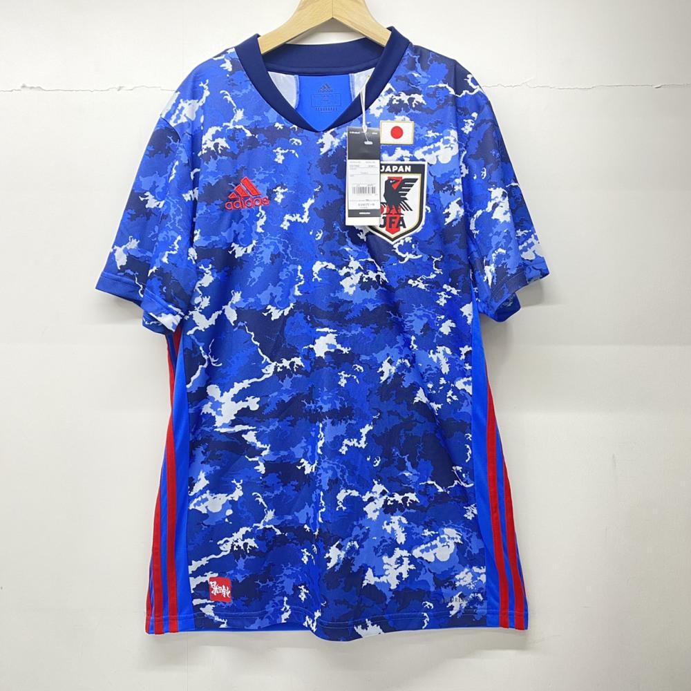 松本市 古着買取 | サッカー 日本代表ユニフォーム 青