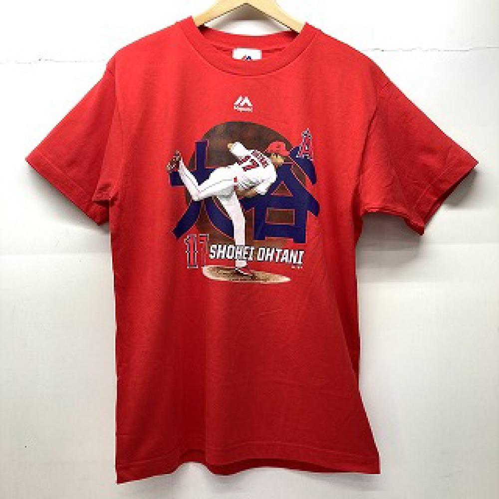 松本市 古着買取 | 大谷翔平 グラフィックTシャツ