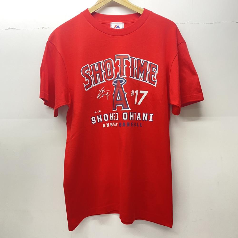 松本市 古着買取 | 大谷翔平 SHO TIME Tシャツ