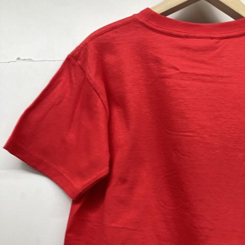 松本市 古着買取 | 大谷翔平 キッズ Tシャツ 赤 写真8