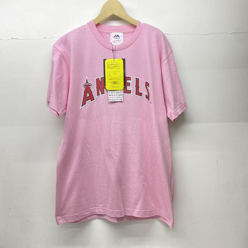 松本市 古着買取 | 大谷翔平 Tシャツ ピンク